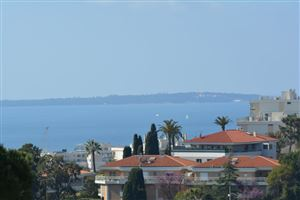 ANTIBES APPARTEMENT VUE MER PANORAMIQUE