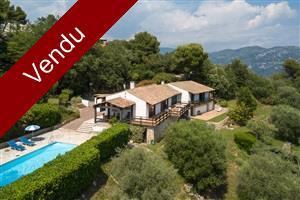 Villa, 5 Pièce(s), Vue mer, Piscine